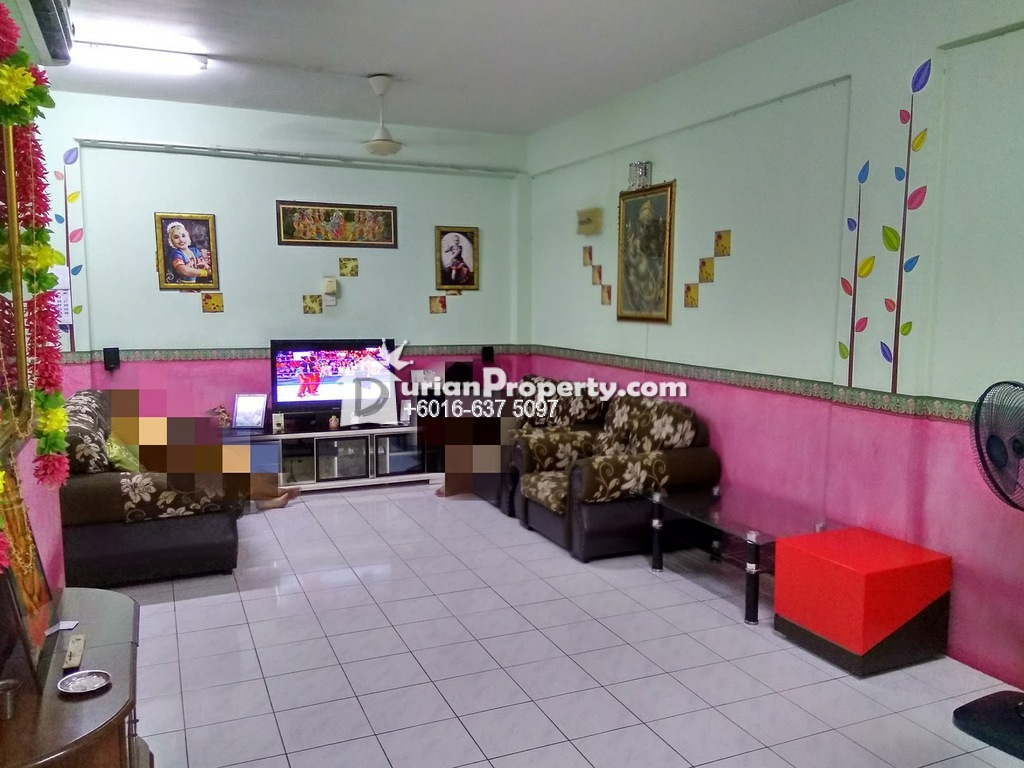 Apartment For Sale at Section 25, Shah Alam