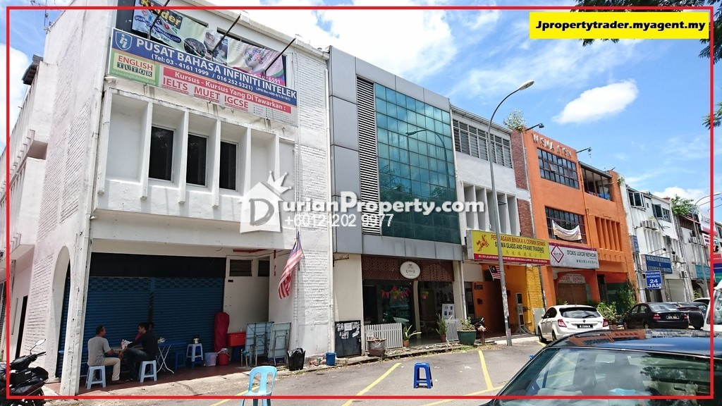 Shop For Sale at Taman Sri Rampai, Setapak