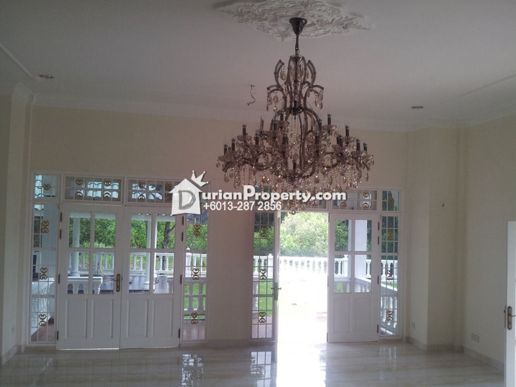 Bungalow House For Sale at Kayangan Heights, Shah Alam