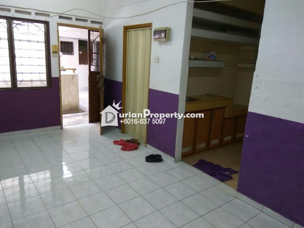 Apartment For Sale at Taman Bukit Angsana, Cheras