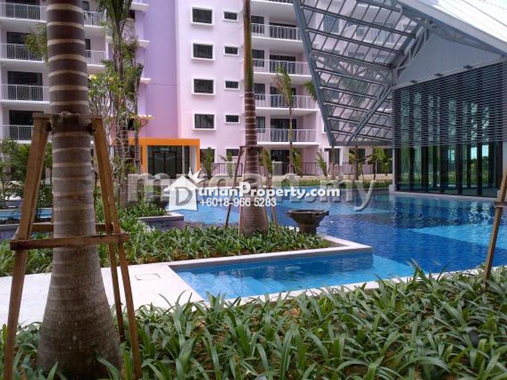 Apartment For Rent at Indah Alam, Shah Alam