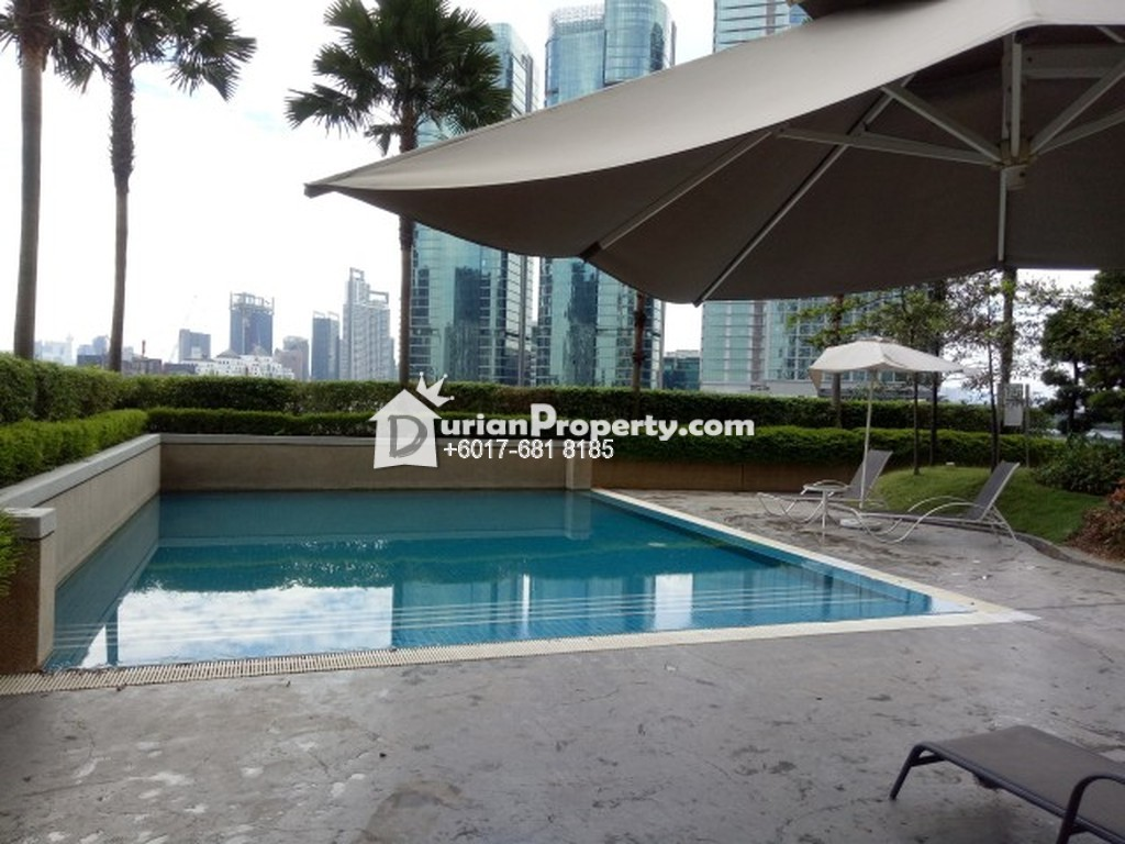 The Park Residence Bangsar South Room For Rent