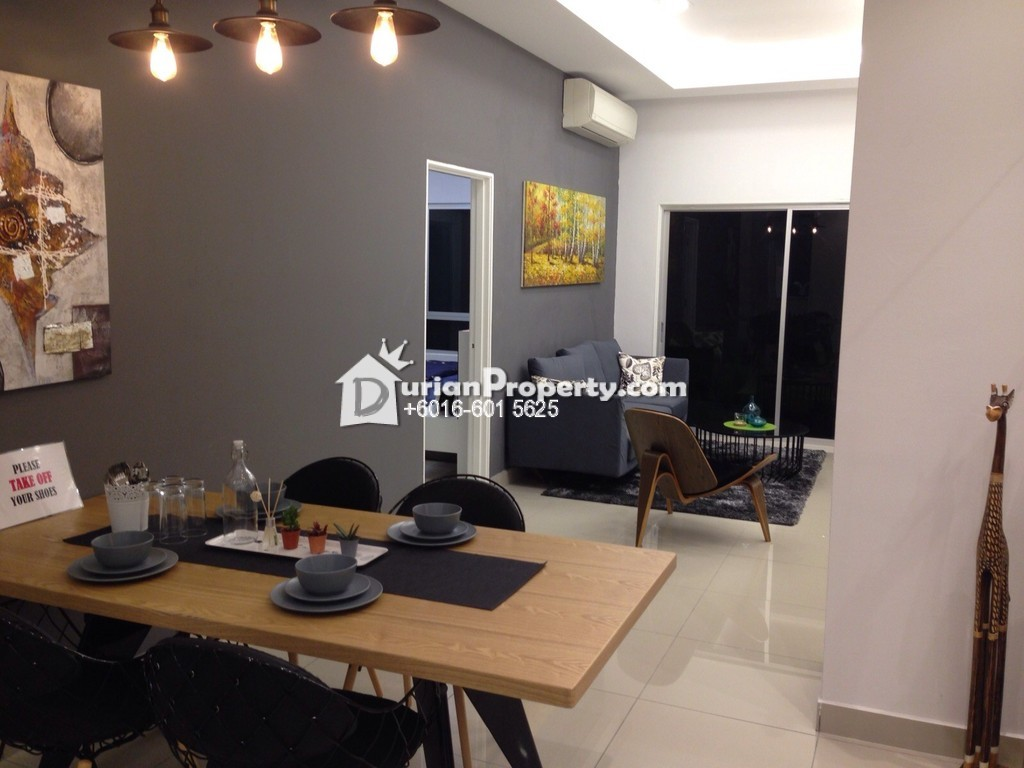 Apartment For At Palm Garden Klang