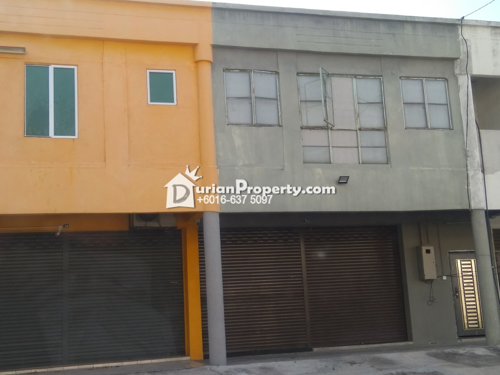 Terrace Factory For Sale at Bandar Armada Putra, Port Klang