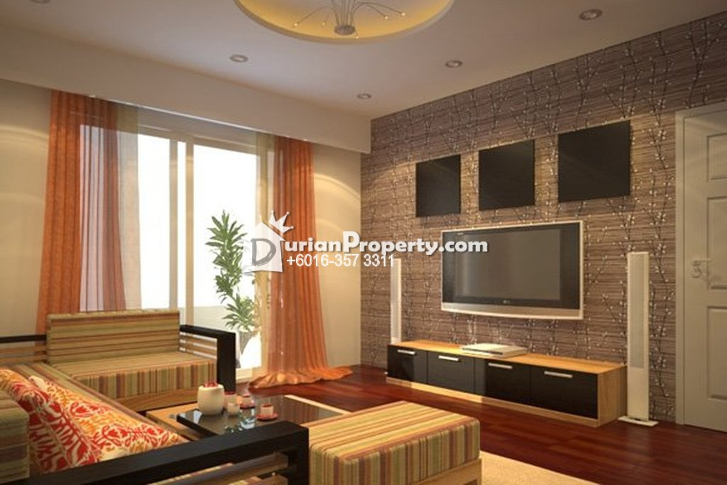 Serviced Residence For Sale at Taman Connaught, Cheras
