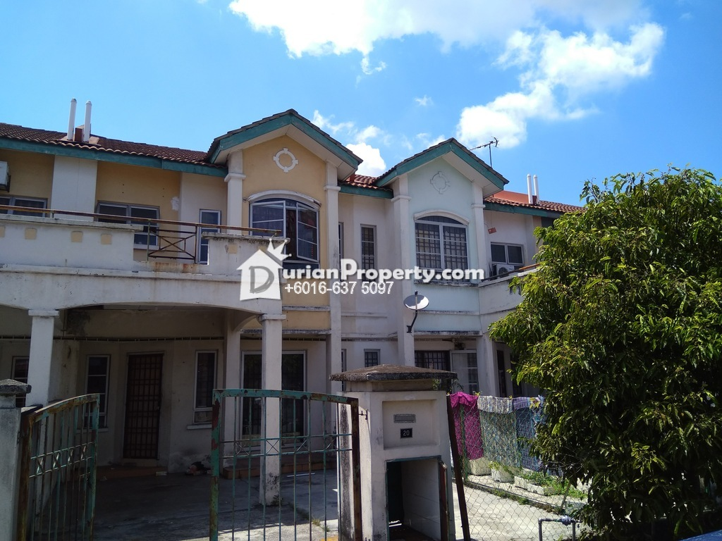 Terrace House For Sale at Taman Kota Pendamar, Port Klang