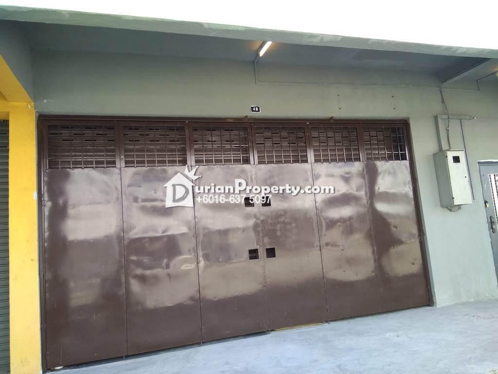 Terrace Factory For Sale at Bandar Armada Putra, Port Klang