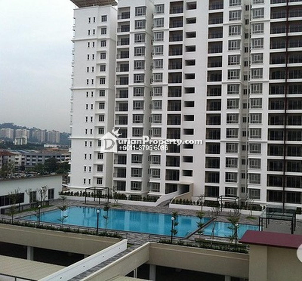 Apartment For Auction At 1120 Park Avenue, PJ South For RM