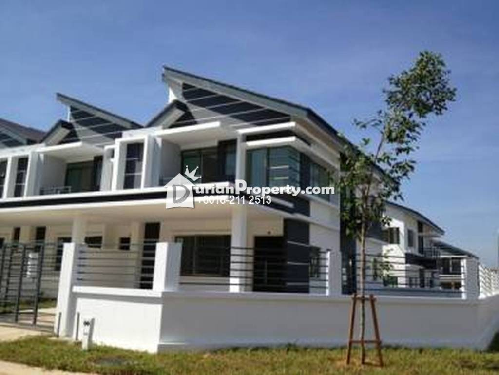 Superlink for sale at bukit jalil golf country resort for 2 storey house for sale