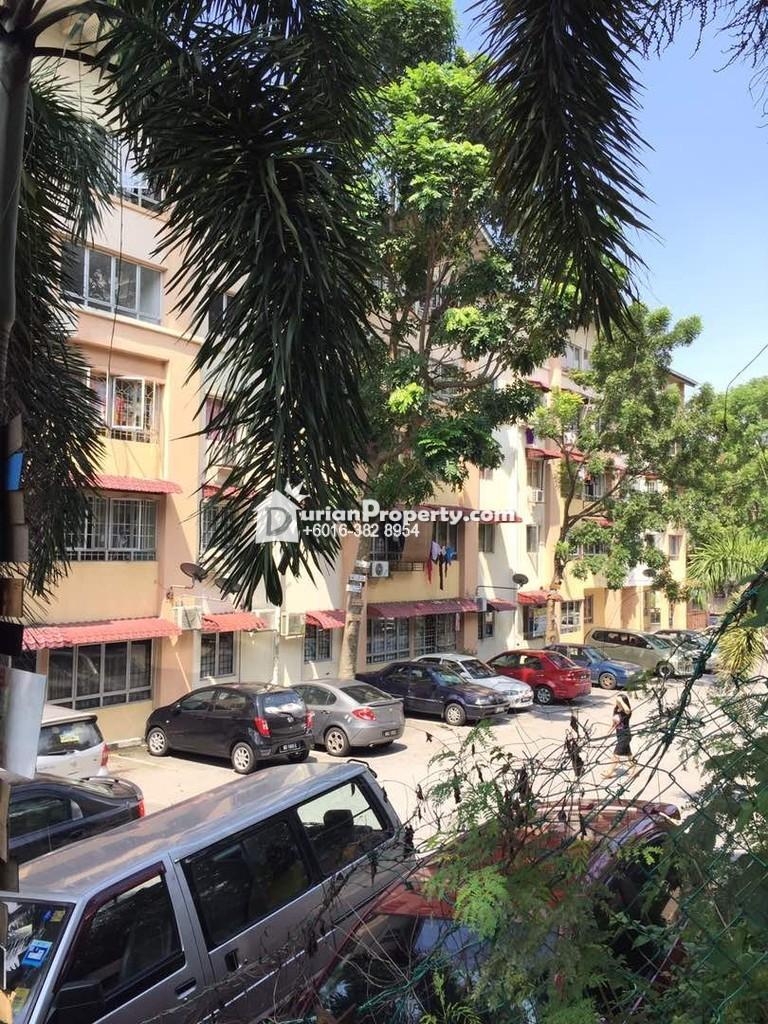 Shop Apartment For Sale at Indah Apartment, Damansara Damai