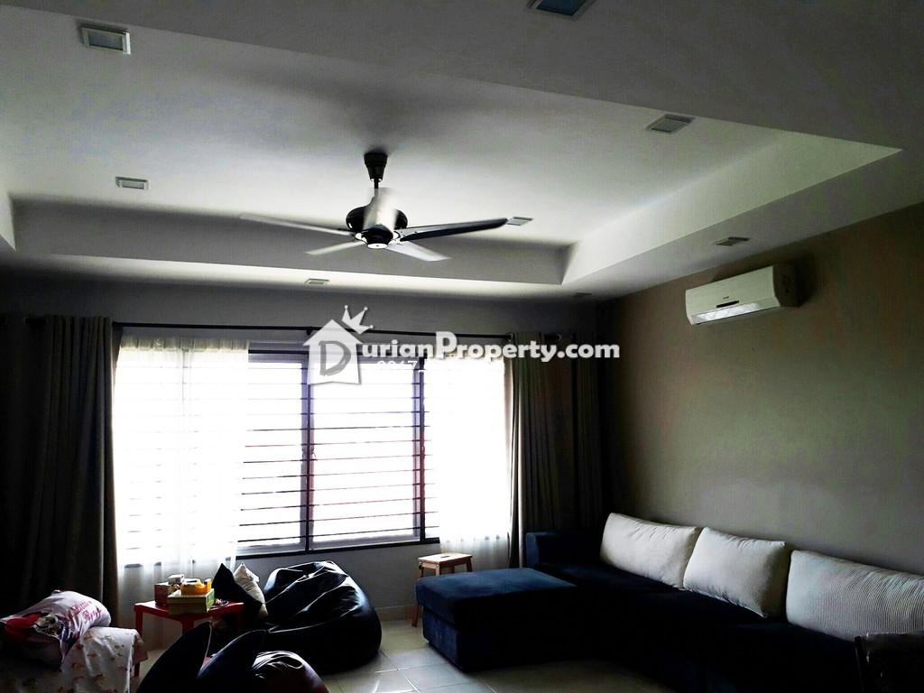 Townhouse Duplex For Sale at Lagoon Villas, Kota Kemuning