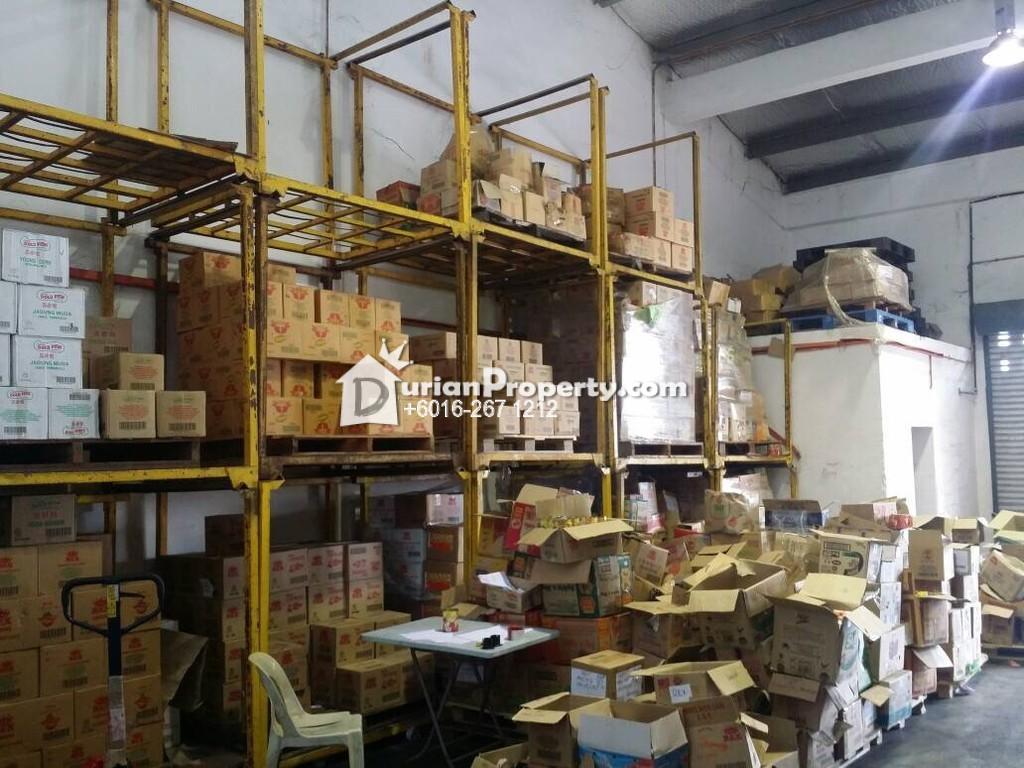 Terrace Factory For Rent at Bandar Bukit Puchong, Puchong