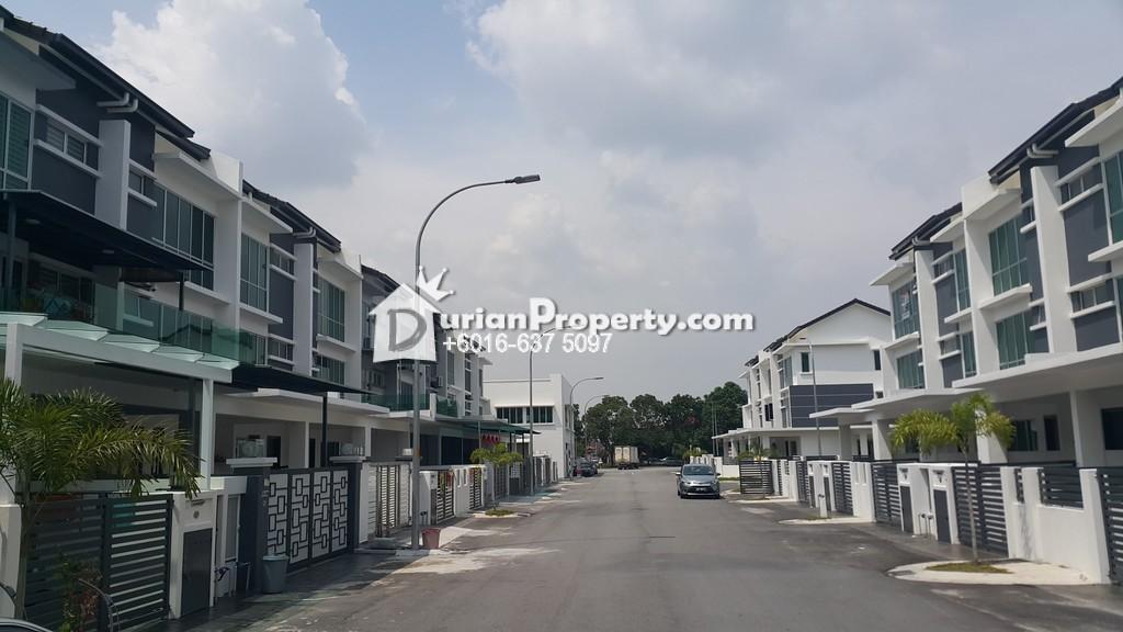 Terrace House For Sale at Taman Sejati, Klang