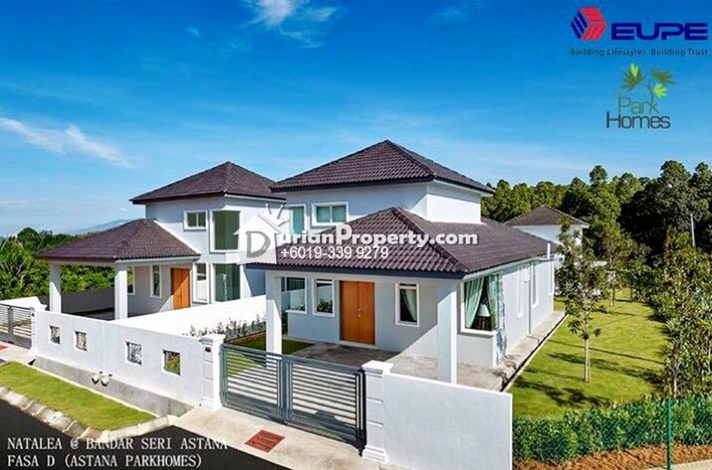 Semi D For Sale at Astana Parkhomes, Sungai Petani