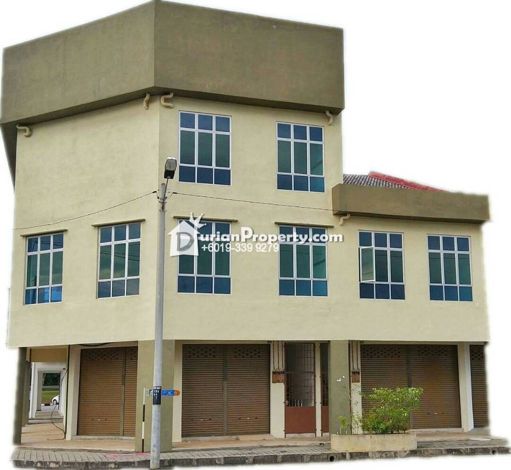 Shop Office For Sale at Cinta Sayang Resort, Sungai Petani