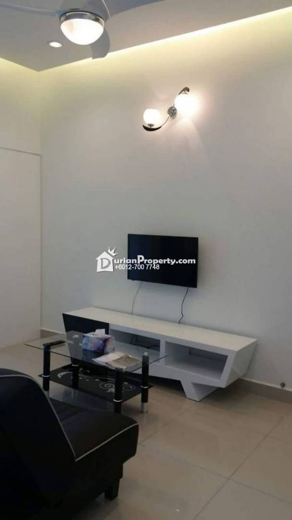 Serviced Residence For Sale at Tropez Residences, Danga Bay