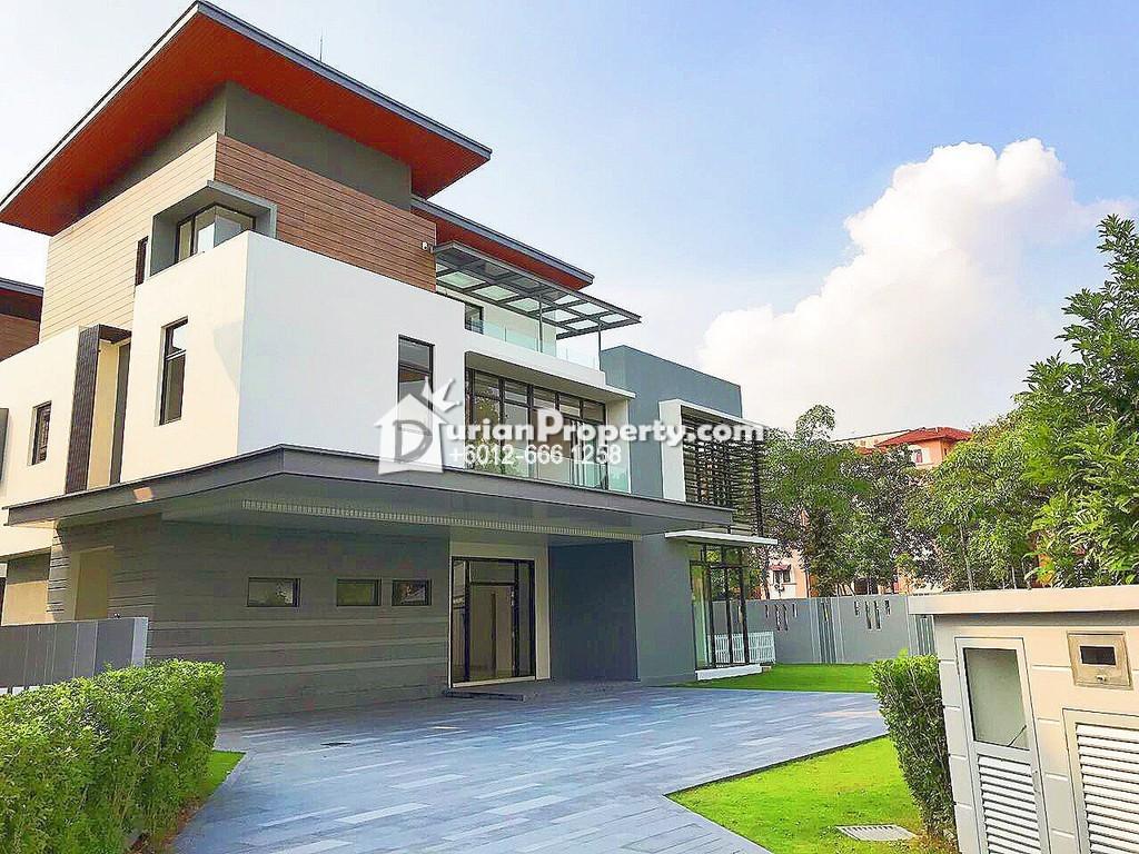 Bungalow House For Sale at HomeTree, Kota Kemuning