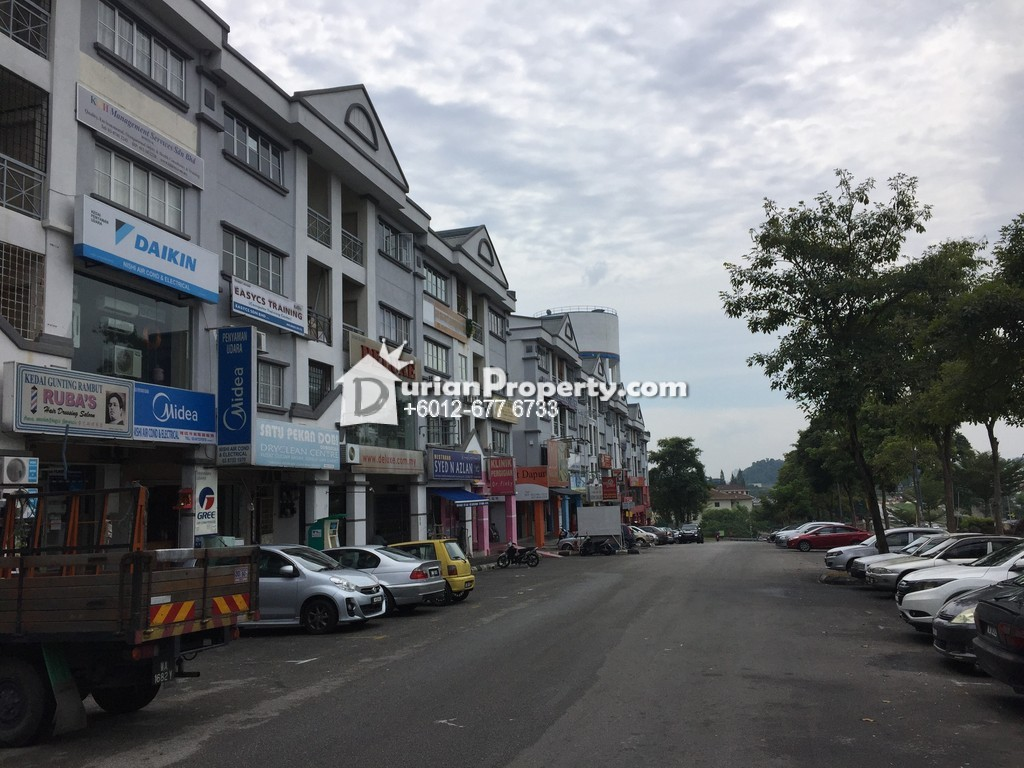 Shop Office For Rent at Taman Kajang Perdana, Kajang