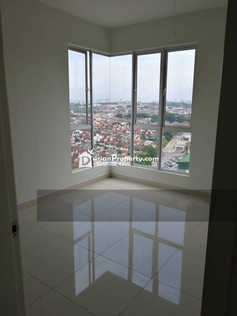 Condo for rent at maxim residences cheras rm by