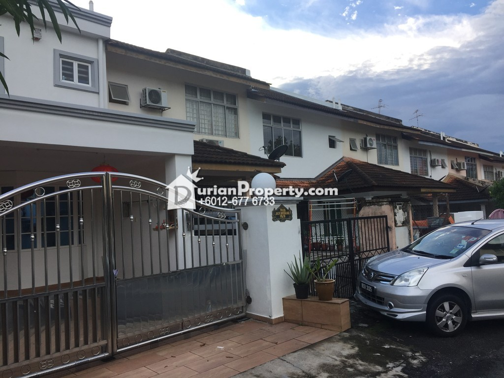 Terrace House For Sale at Section 4, Bandar Mahkota Cheras