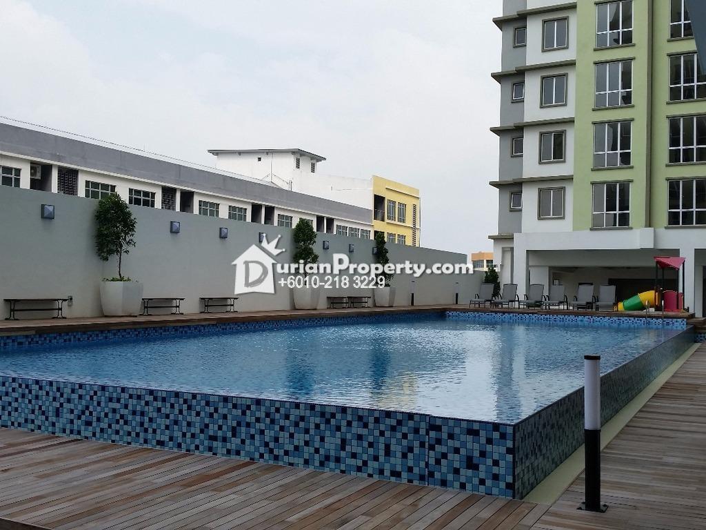 Serviced Residence For Sale at Sentral Residence, Kajang