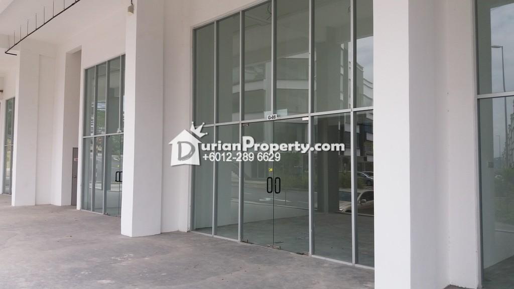 Shop For Rent at Olive Hill Business Park, Seri Kembangan