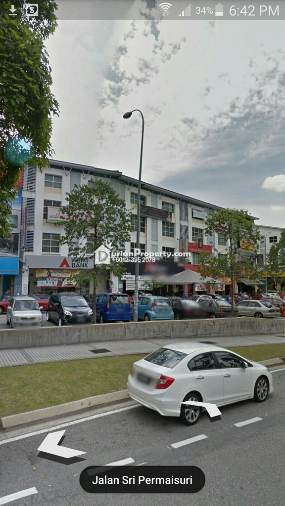 Shop Office For Sale at Dataran Dwitasik, Bandar Sri Permaisuri