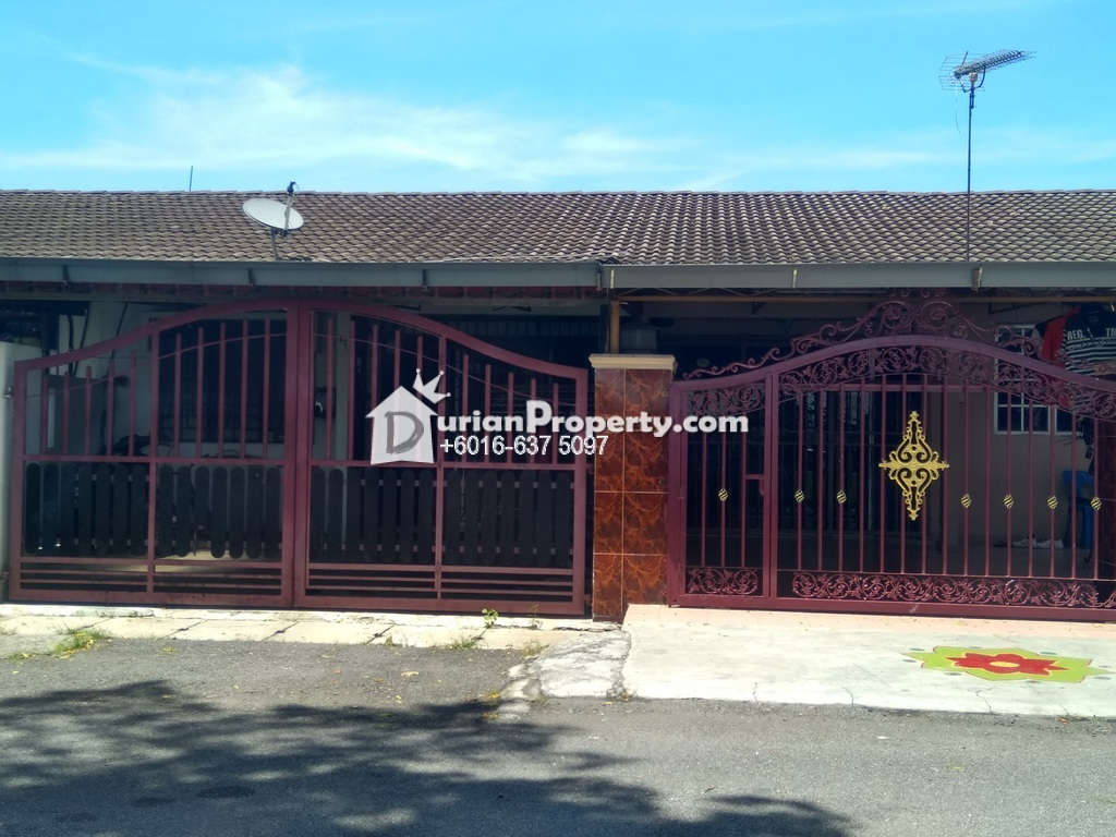 Terrace House For Sale at Taman Maznah, Klang