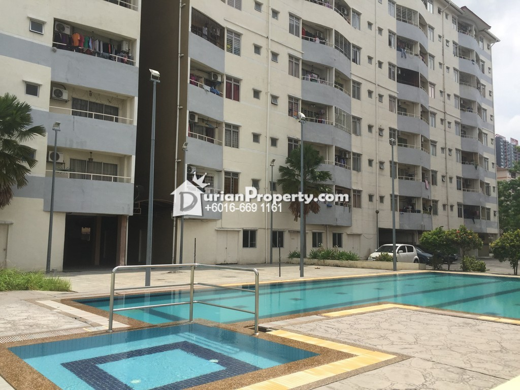 Apartment For At Elite Puchong