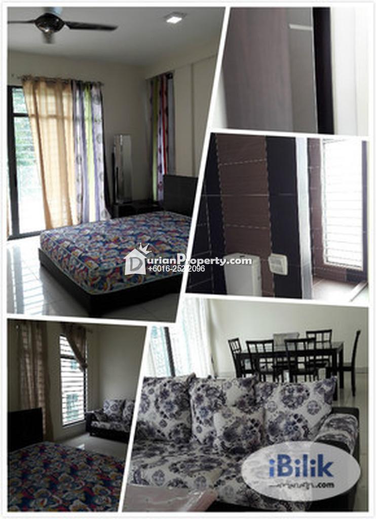 Condo Room for Rent at Mahkota Residence, Bandar Mahkota Cheras