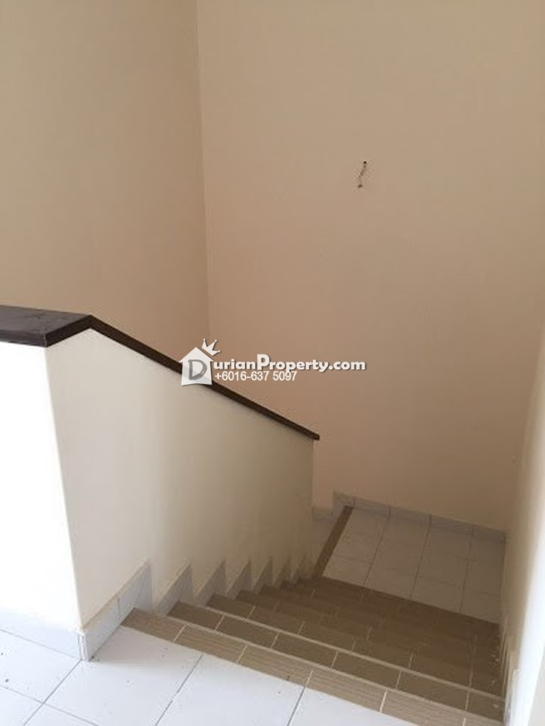 Terrace House For Sale at Palm Walk, Bandar Sungai Long