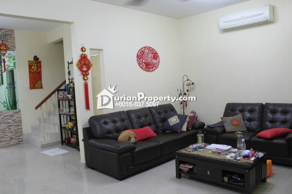 Terrace House For Sale at Taman Megah 2, Cheras South