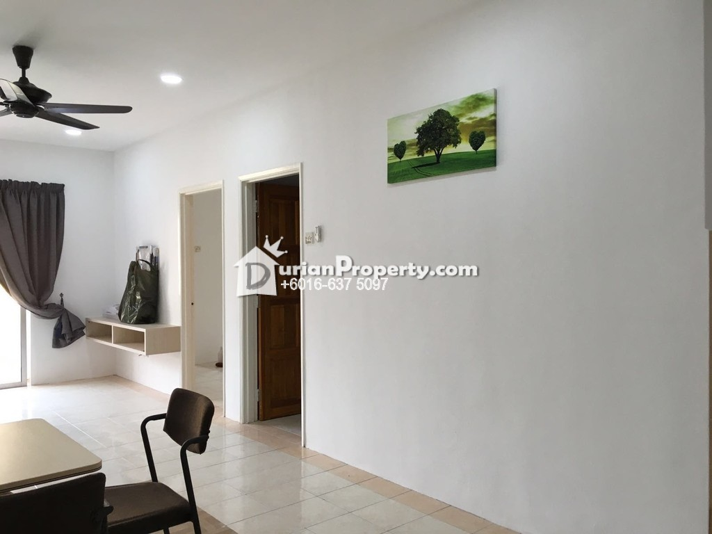 Condo For Sale at Bayu Villa, Klang