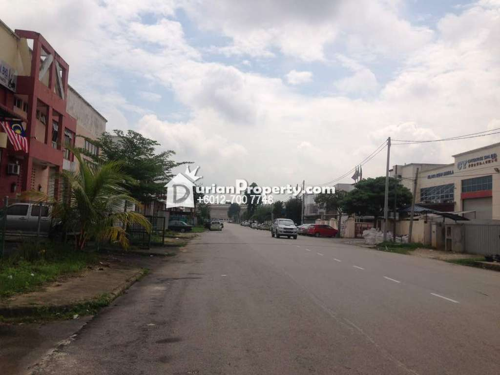 Terrace Factory For Rent at Taman Perindustrian Murni Senai, Senai