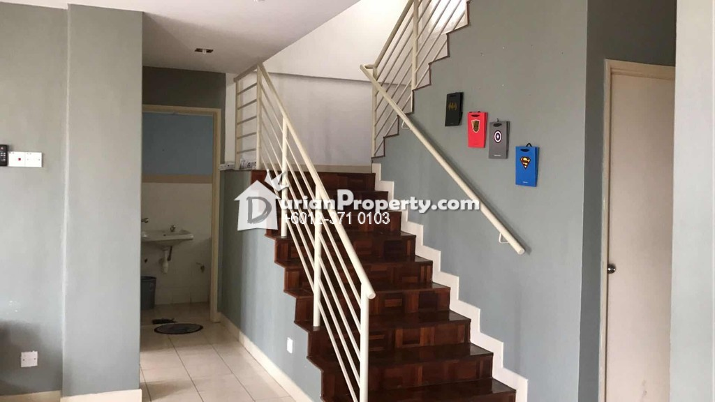 Condo Duplex Room for Rent at Belimbing Heights, Seri Kembangan