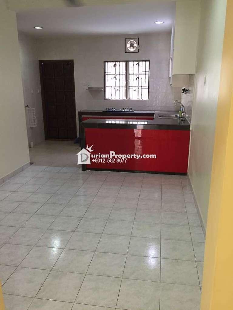 Terrace House For Sale at Impian 3, Setia Alam