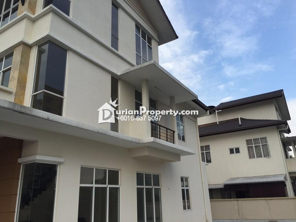 Semi D For Sale at Casa Residence, Bandar Mahkota Cheras