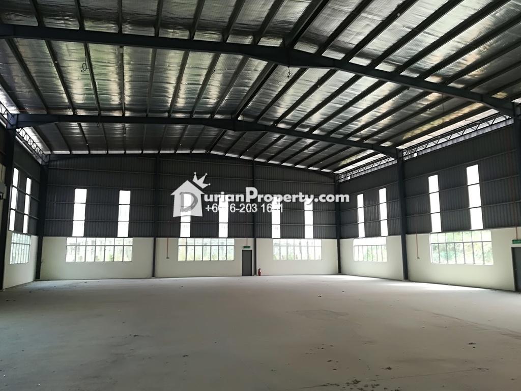 Semi-D Factory For Sale at Bandar Indahpura, Kulai