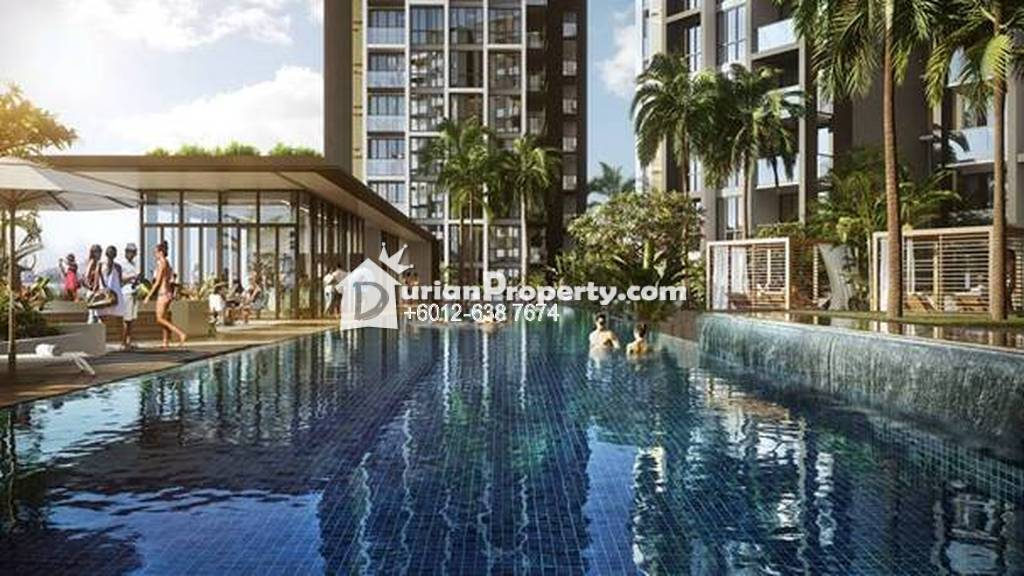 Condo For Sale at Pangsapuri Vista Perdana (Semenyih), Bandar Teknologi Kajang