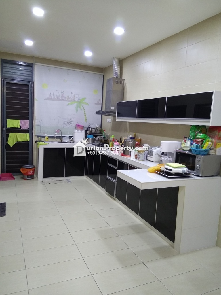 Superlink For Sale at Bandar Damai Perdana, Cheras