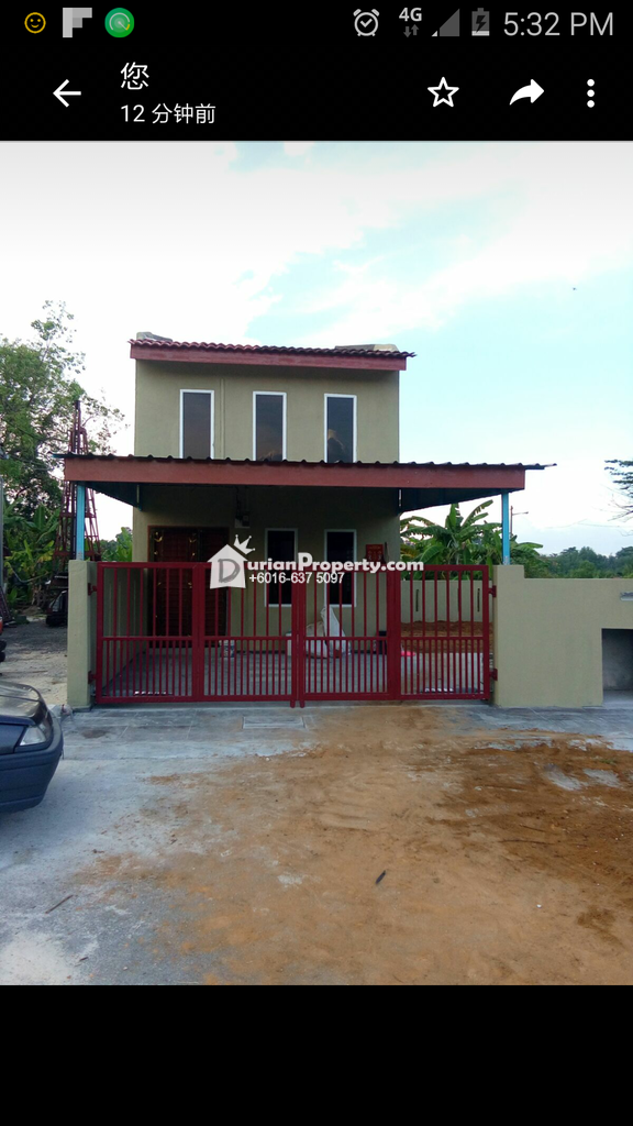 Terrace House For Sale at Taman Teluk Pulai, Klang