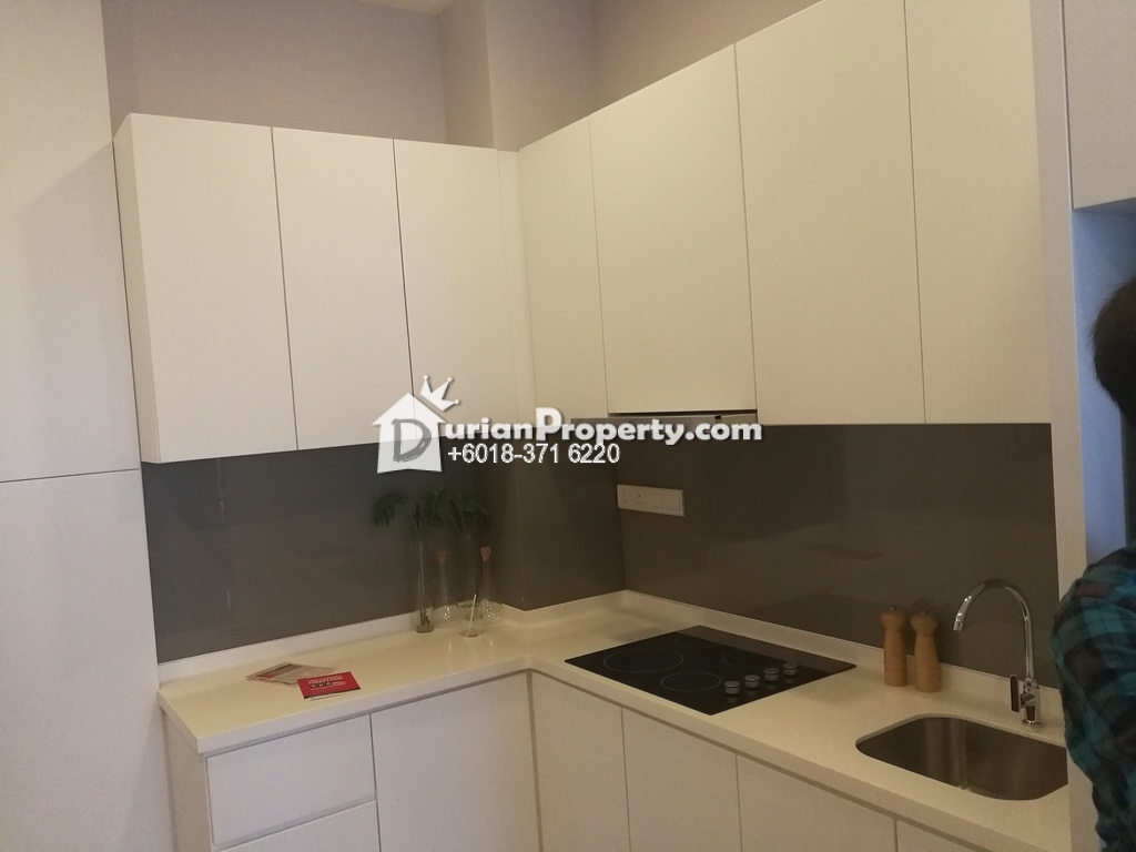 Apartment For Sale at Desa Green Serviced Apartments, Taman Desa
