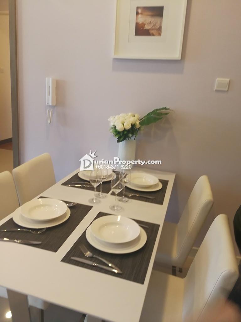 Apartment For Sale at Desa Green Serviced Apartments, Taman Desa