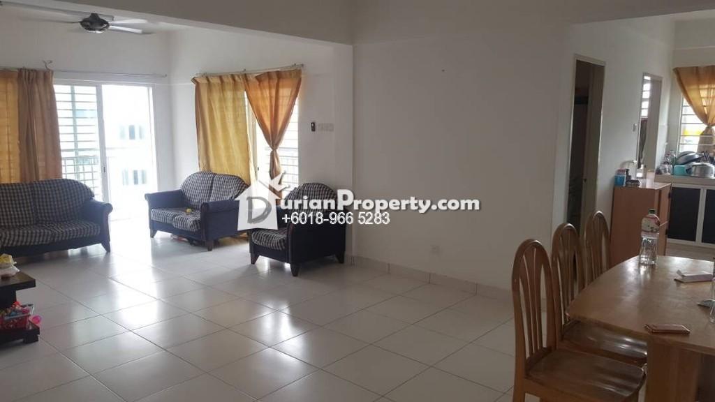 Condo For Rent at Casa Tropika, Puchong