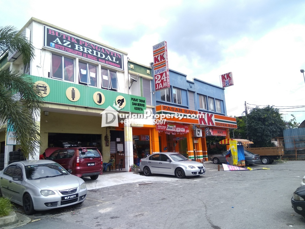 Shop Office For Sale at Petaling Jaya Commercial City, PJ South