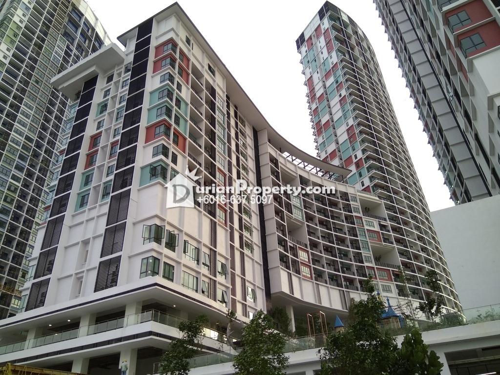 SOHO For Sale at i-City, Shah Alam