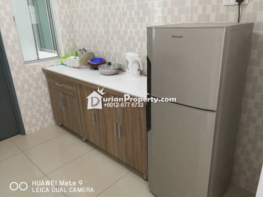 Condo For Rent at Mahkota Residence, Bandar Mahkota Cheras