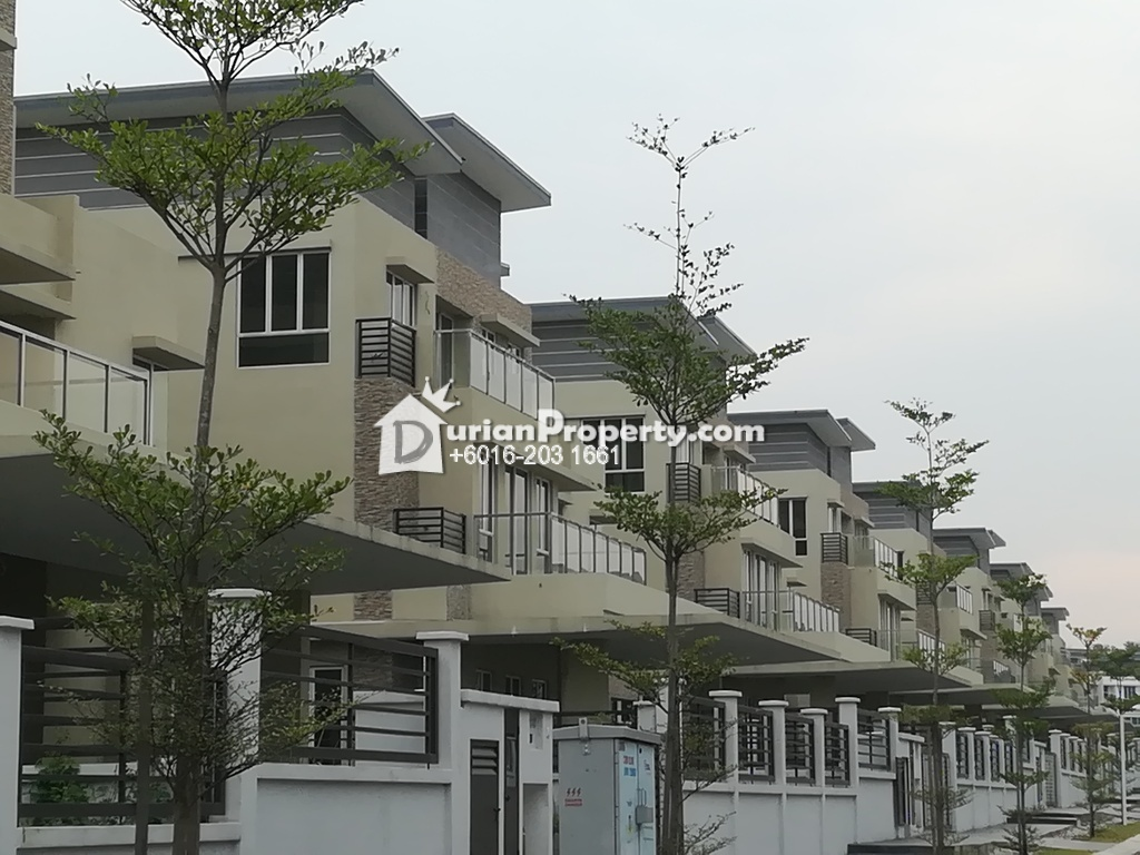 Semi D For Sale at Regency Parc, Rawang