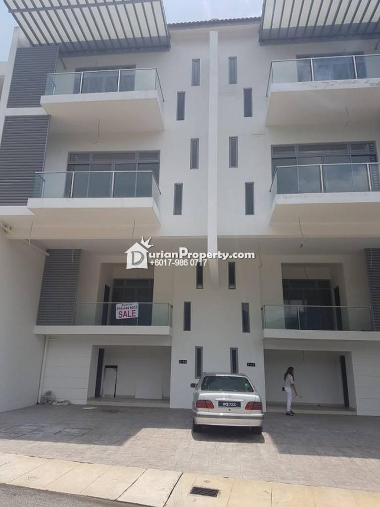 Terrace House For Sale at Tanjung Bungah, Penang