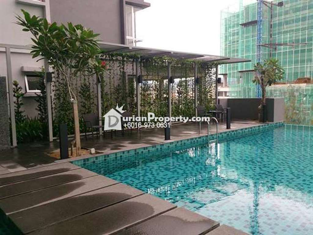 Condo For Rent at Green Terrain @ Prima Villa, Cheras South